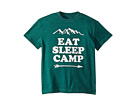 Chaser Kids Super Soft Eat Sleep Camp Tee (Toddler/Little Kids)