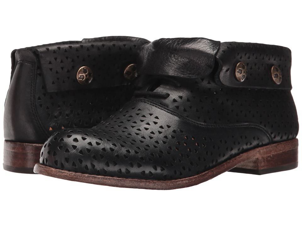 Patricia Nash Sabrina (Black Leather) Women's Shoes