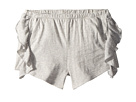 Chaser Kids Super Soft Ruffle Side Shorts (Big Kids)