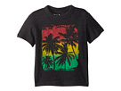 Chaser Kids Super Soft Palm Breeze Rasta Tee (Toddler/Little Kids)