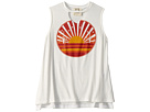 People's Project LA Kids Sunrise Knit Tank Top (Big Kids)
