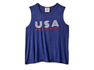 People's Project LA Kids USA Line Tank Top (Big Kids)
