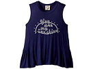 People's Project LA Kids Sunshine Knit Tank Top (Big Kids)
