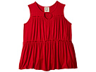 People's Project LA Kids Serafina Knit Tank Top (Big Kids)