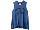 People's Project LA Kids Desert Hair Knit Tank Top (Big Kids)