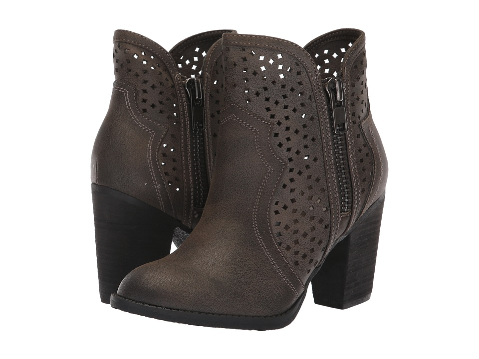 Not Rated Gretchen (Charcoal) Women's  Boots