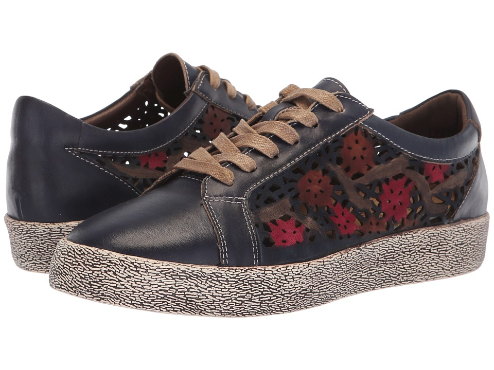 L'Artiste by Spring Step Mea (Blue) Women's Shoes