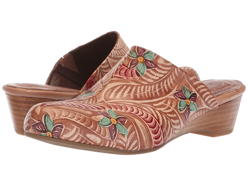 L'Artiste by Spring Step Oda (Brown Multi) Women's Shoes