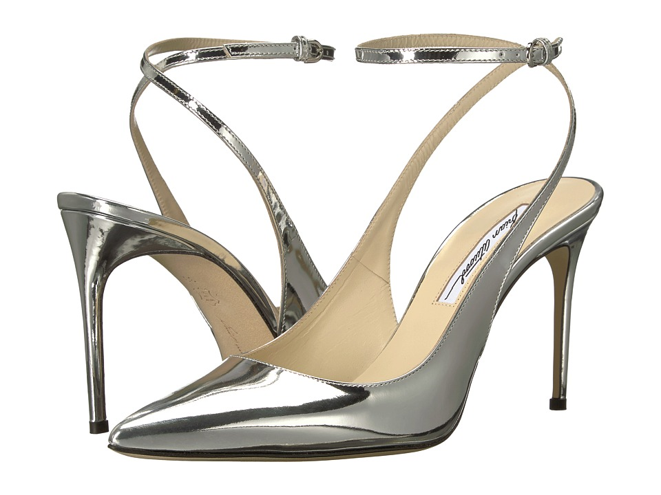Brian Atwood - Vicky (Silver Specchio) Womens Shoes