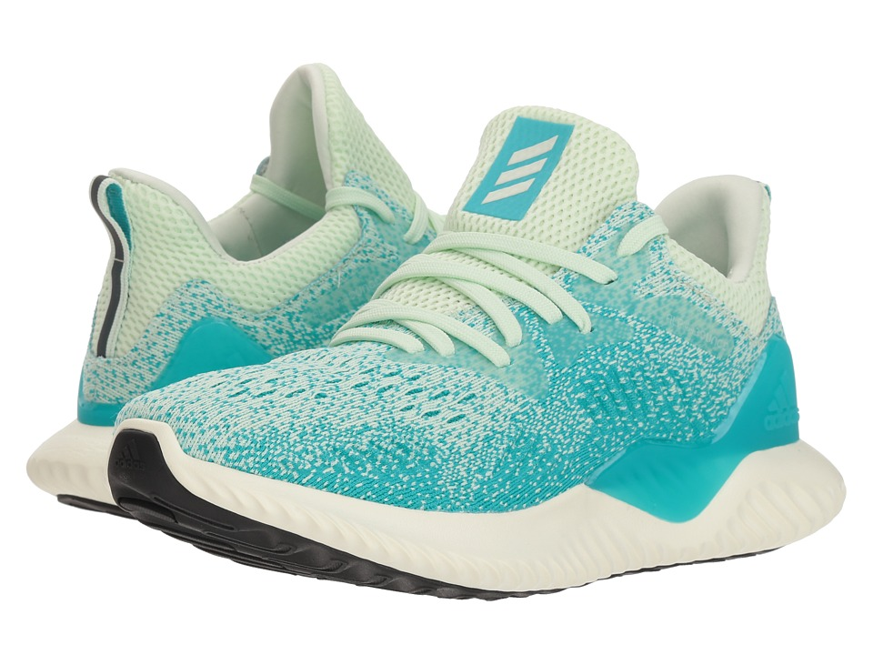 adidas Running Alphabounce Beyond (Aero Green/White Tint/Hi-Res Aqua) Women's Running Shoes