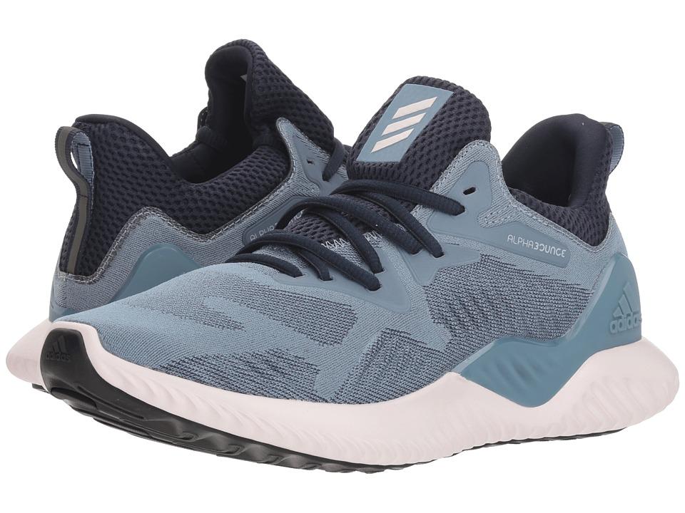 adidas Running Alphabounce Beyond (Raw Grey/Orchid Tint/Legend Ink) Women's Running Shoes