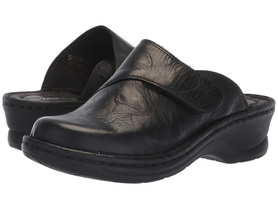 Josef Seibel Catalonia 72 (Black) Slip-On Shoes