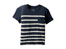 Chaser Kids Extra Soft Stripes Tee (Toddler/Little Kids)