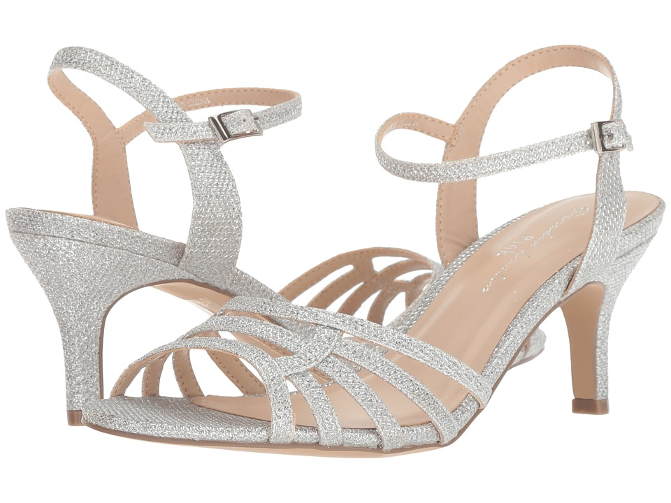 Paradox London Pink Laurie (Silver) Women's Shoes