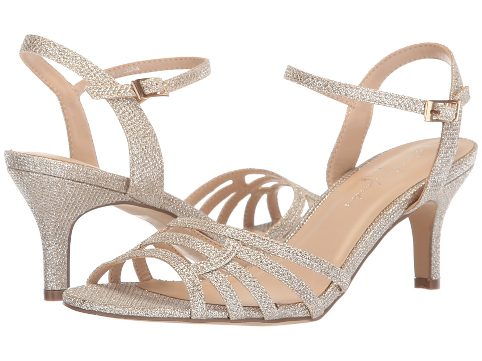 Paradox London Pink Laurie (Champagne) Women's Shoes