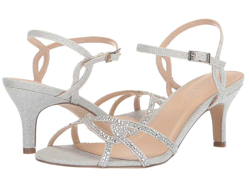 Paradox London Pink Summer (Silver) Women's Shoes