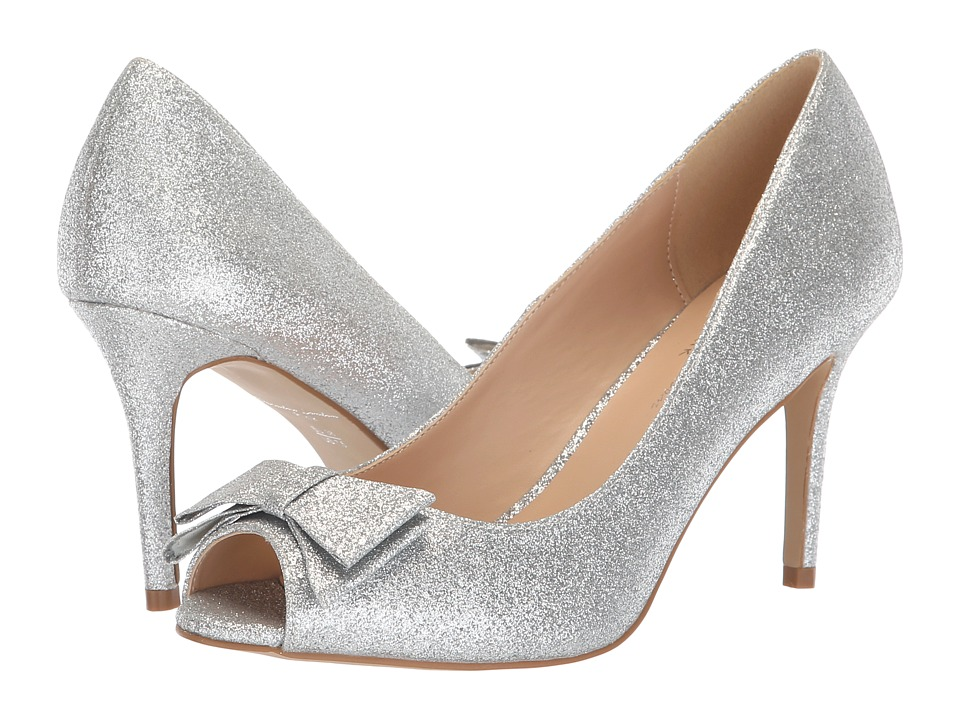 Paradox London Pink Piper (Silver) Women's Shoes