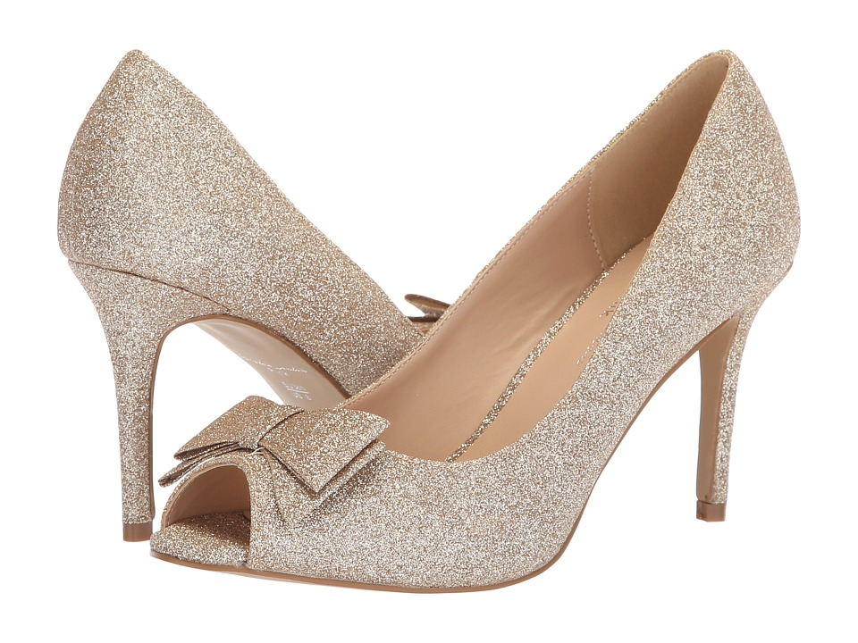 Paradox London Pink Piper (Champagne) Women's Shoes