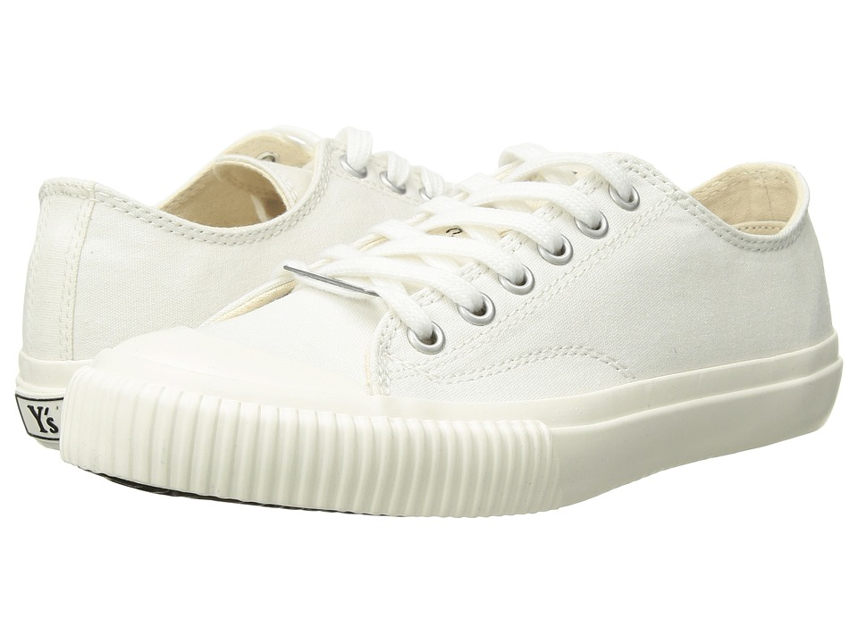 Y's by Yohji Yamamoto Regular Sneaker (Off-White) Women's Shoes