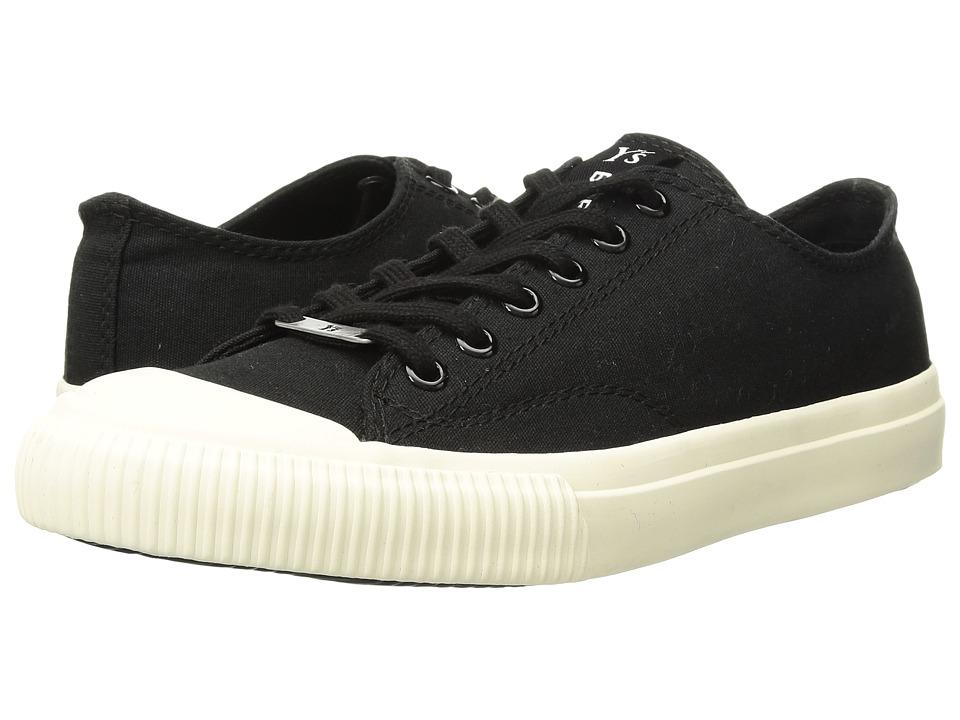 Y's by Yohji Yamamoto Regular Sneaker (Black) Women's Shoes