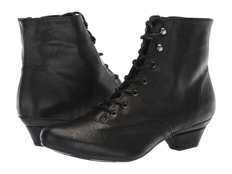 Victorian Boots & Shoes – Granny Boots & Shoes Eric Michael Disco Black Womens Shoes $189.00 AT vintagedancer.com