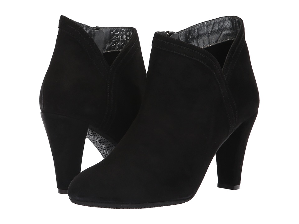 Eric Michael Forest (Black) Women's Shoes