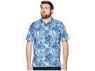 Tommy Bahama Big & Tall Big Tall Selva Shores IslandZone Shirt