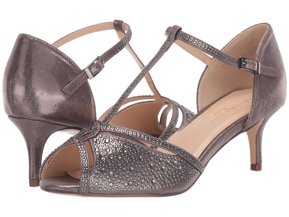 Paradox London Pink Seva (Pewter) Women's Shoes