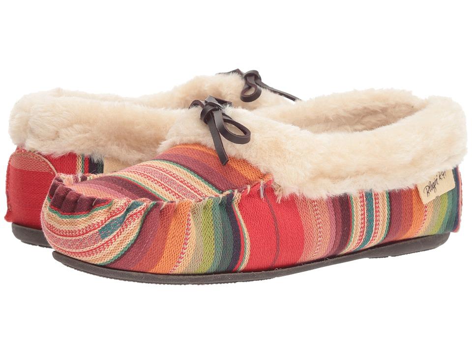 M&F Western Alexa (Serape/Red) Slippers