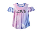 Chaser Kids Cold Shoulder Top (Toddler/Little Kids)