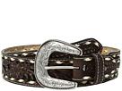 Ariat Ariat Floral Pierced with Buckstitch Belt
