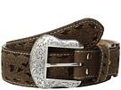 M&F Western Floral Pierced Embossed with Buckstitch Belt
