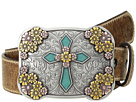 Ariat Vintage Stap with Cross Buckle Belt