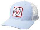 Ariat Logo Shield Patch Snapback Cap