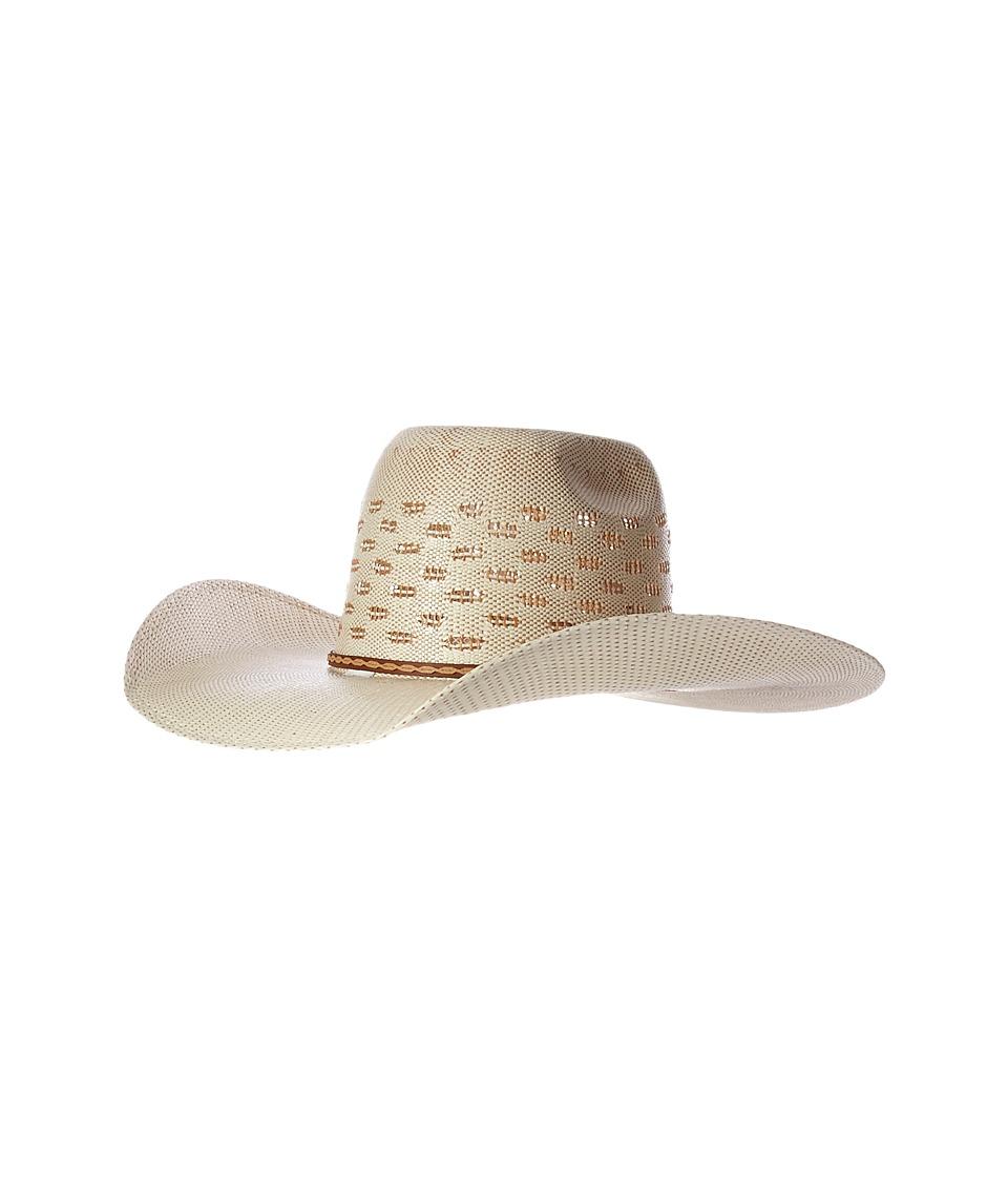 M&F Western - Bangora Punchy (Ivory/Tan) Caps