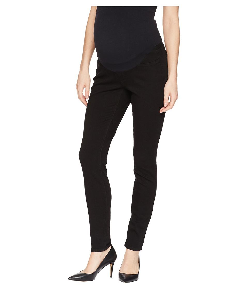 NYDJ - Skinny Maternity in Black (Black) Womens Jeans