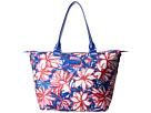 Lipault Paris Blooming Summer Medium Tote Bag