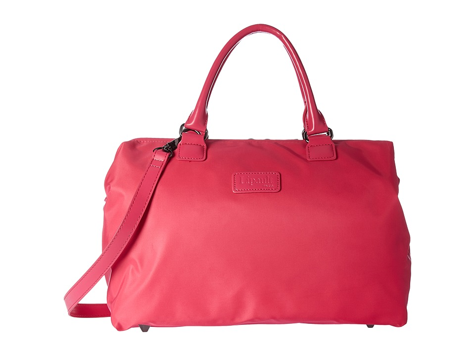 Lipault Paris - Lady Plume Bowling Bag M (Tahiti Pink) Duffel Bags