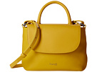 Lipault Paris Lipault Paris Plume Elegance Leather Mini Handle Bag