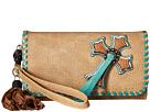 M&F Western Abigail Clutch Wallet