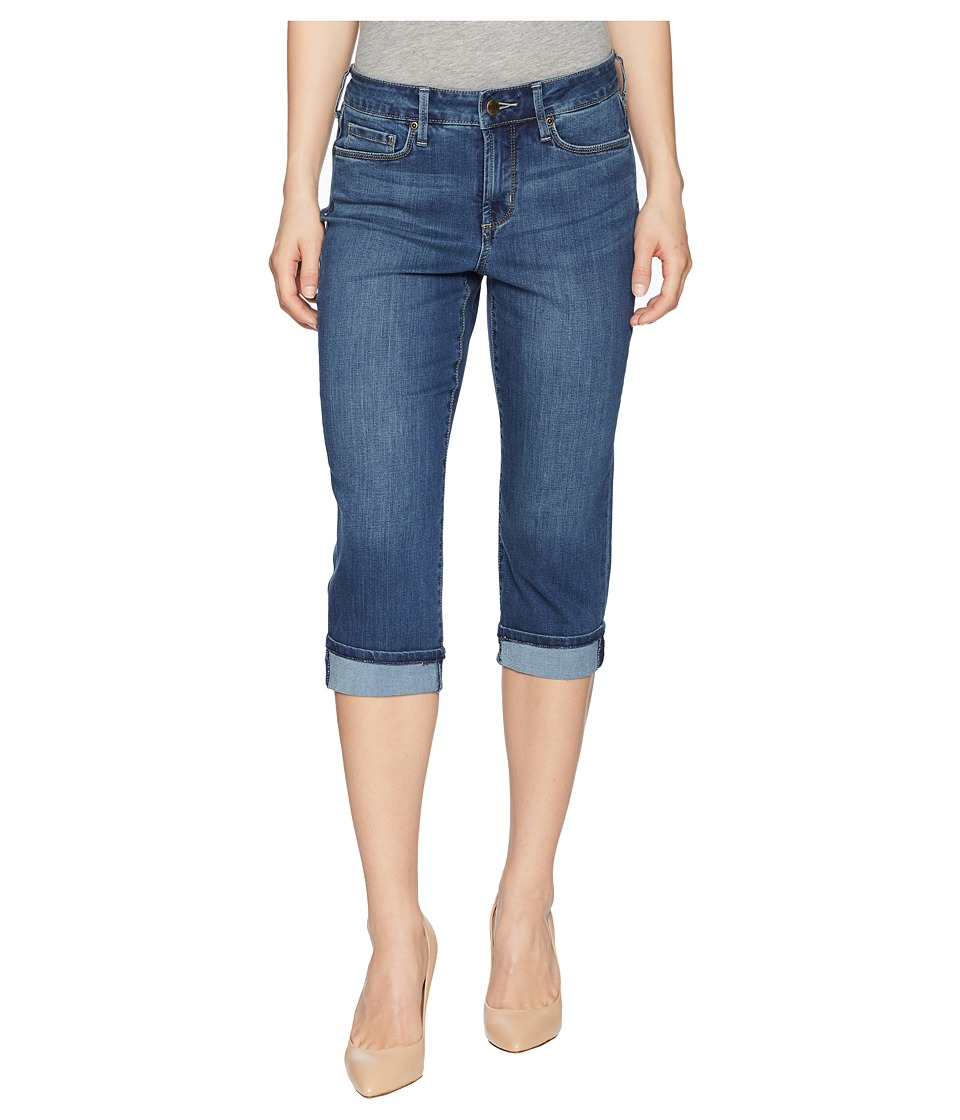 NYDJ Petite - Petite Marilyn Crop Cuff in Zimbali (Zimbali) Womens Jeans