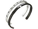 M&F Western M&F Western Double Cuff Cross Bracelet Set