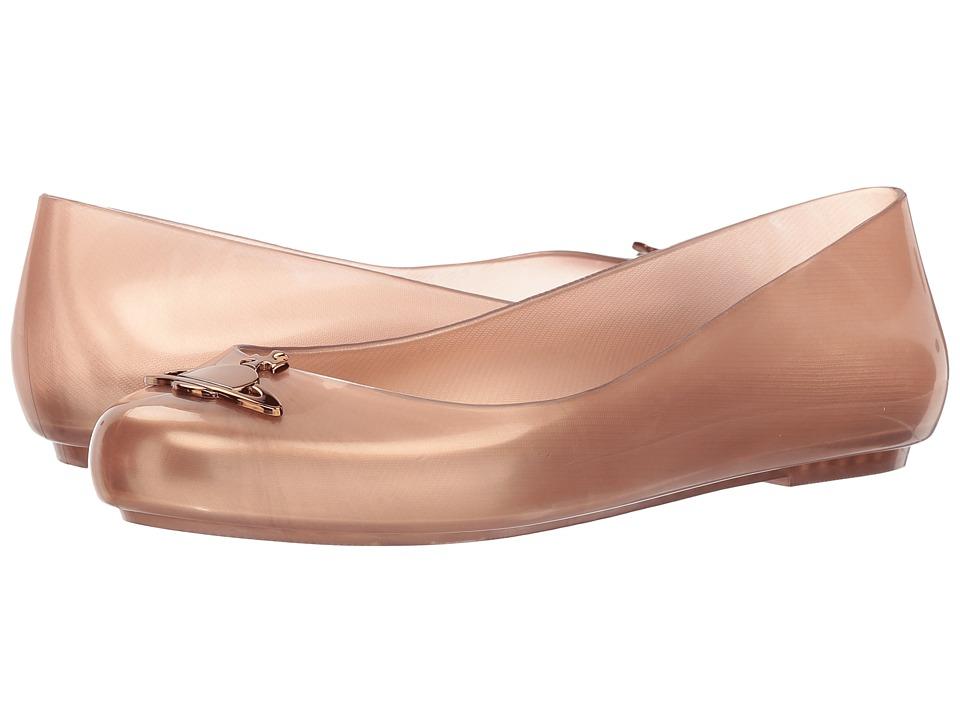 + Melissa Luxury Shoes Vivienne Westwood + Space Love V (Pink/Mauve) Women's Shoes
