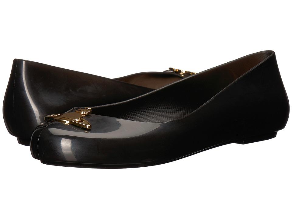 + Melissa Luxury Shoes Vivienne Westwood + Space Love V (Black) Women's Shoes