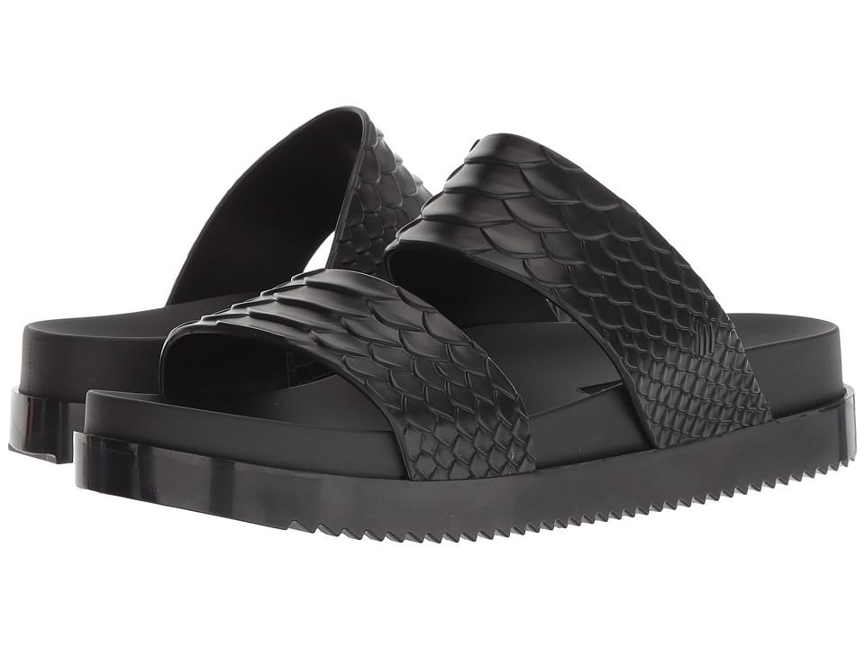+ Melissa Luxury Shoes Baja East + Cosmic Python (Black) Women's Shoes