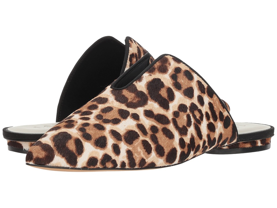 1.STATE Genia (Cheetah/Black Haircalf/Grosgrain Binding) Women's Shoes