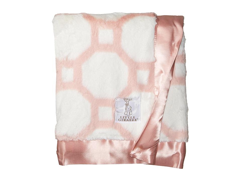 Little Giraffe - Luxe Promenade Blanket (Lotus) Accessories Travel