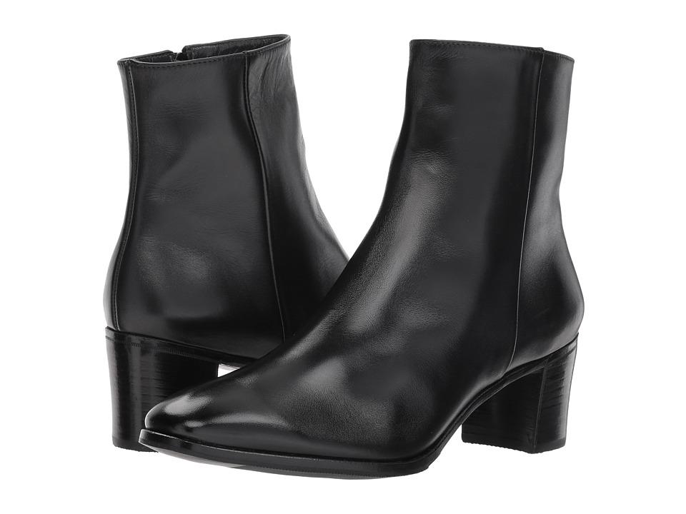 Gravati Side Zip Bootie (Black)