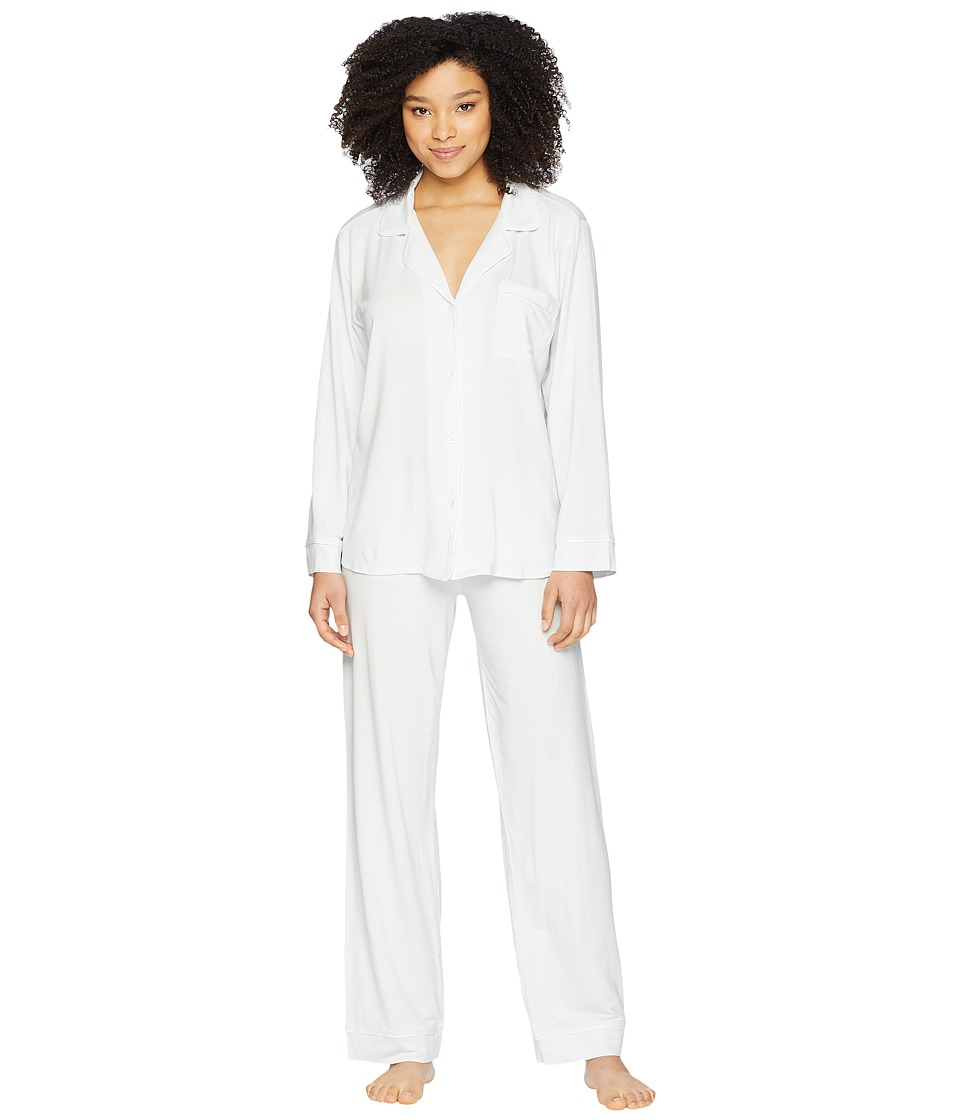 Eberjey - Gisele PJ Set (Water Blue) Womens Pajama Sets