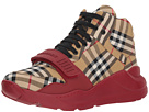 Burberry Burberry Regis High Top Sneaker